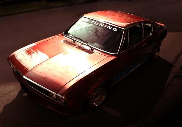 Audi 100 Coupe S ABT