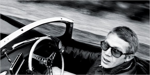 McQueen Driving