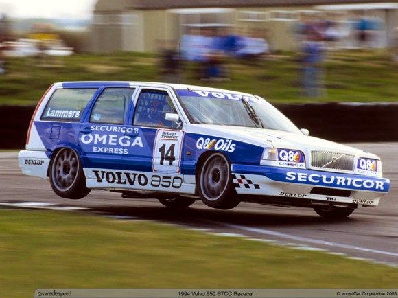 850 Wagon in the BTCC