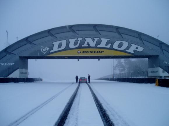 porsche_snow