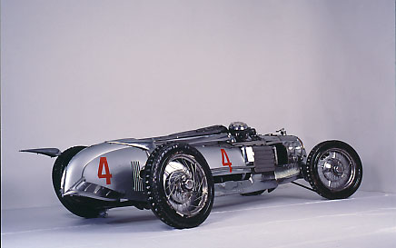auto union sculpture
