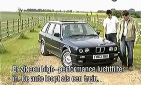 wheeler dealers bmw e30 325i touring iedei. Black Bedroom Furniture Sets. Home Design Ideas