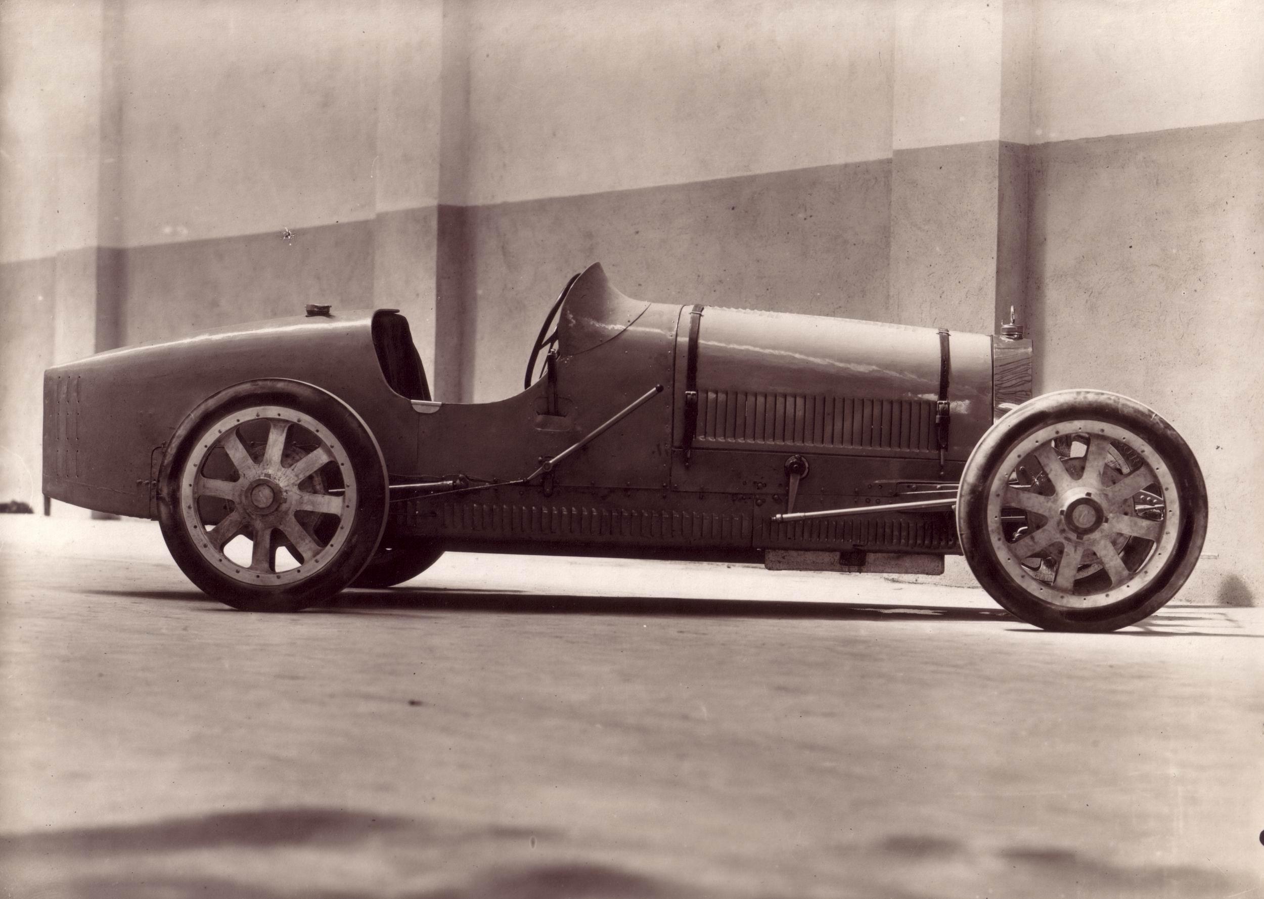 of a Bugatti Type 35b