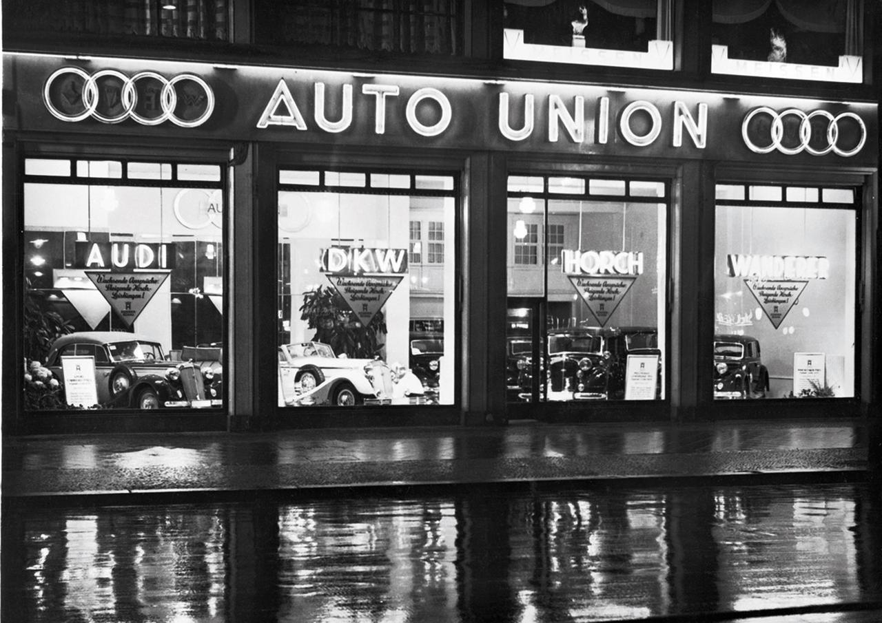 Old Car Dealership >> December | 2009 | IEDEI