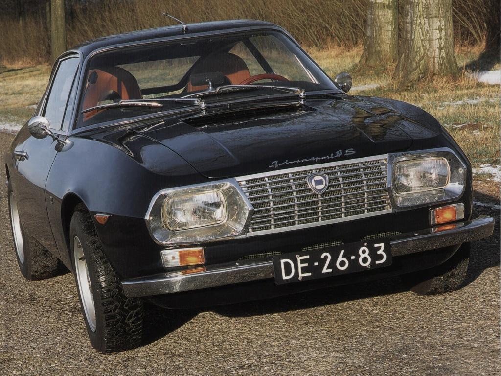 focus: Lancia Fulvia Sport