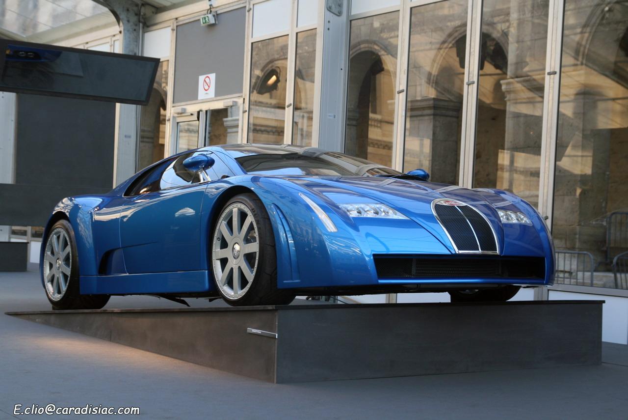 the long lost Bugatti Chiron