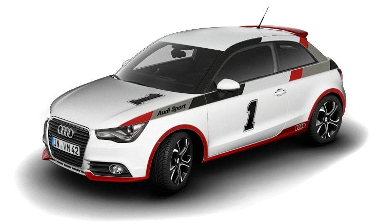 Audi a1 configurator