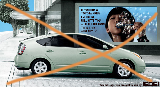 Death to the Prius! Toyota fighting new safety problems | IEDEI
