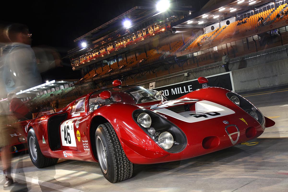 Alfa Romeo Tipo 33-3