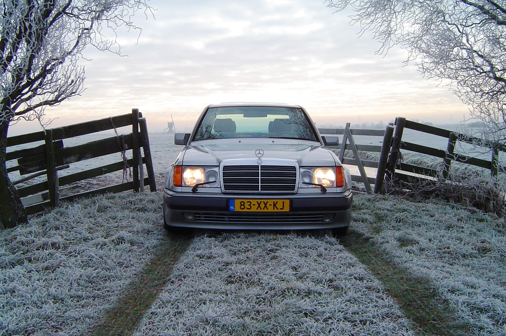 2nd Hand Mercedes Benz >> car of the day. 500E | IEDEI