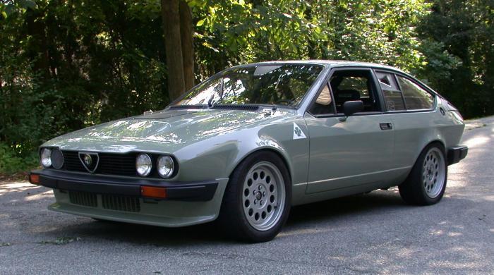 Alfa Romeo Gtv6 Iedei
