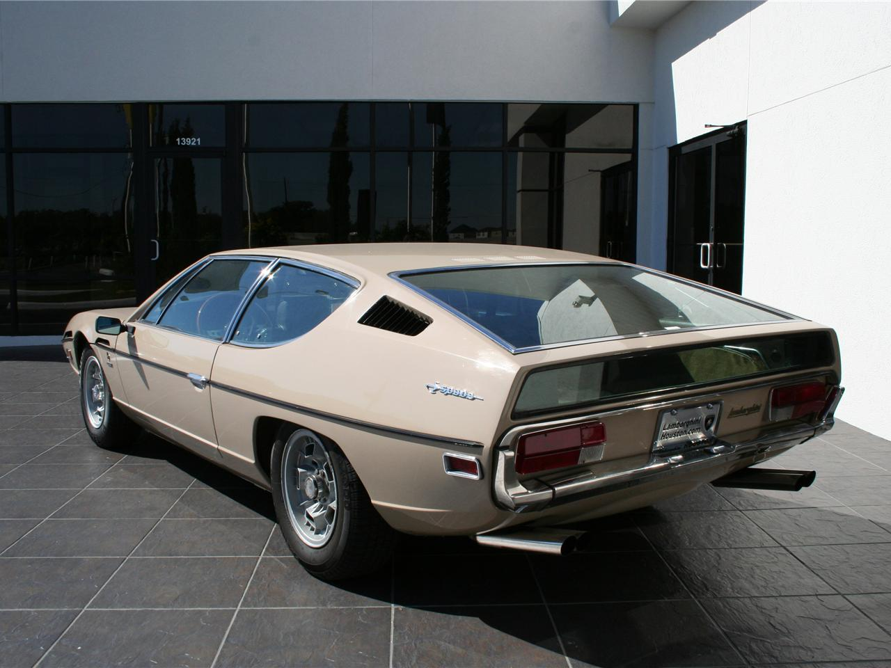 First Lamborghini Ever Made >> lamborghini espada | IEDEI