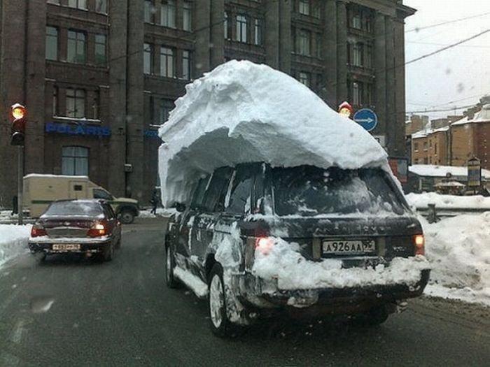 Snow Iedei