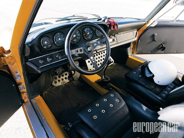 Porsche 911r Iedei