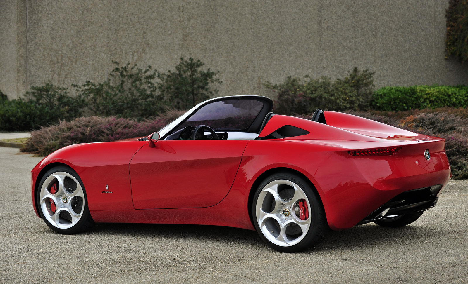 Alfa Romeo Spider Death Of The Brera Iedei