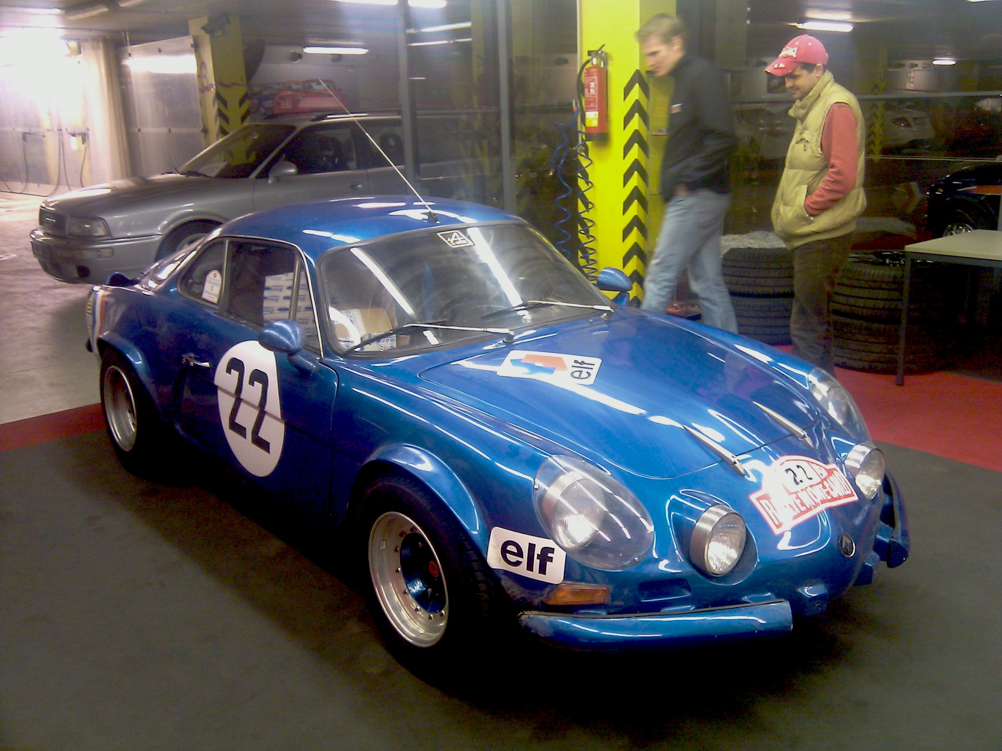 perfection (Alpine A110)