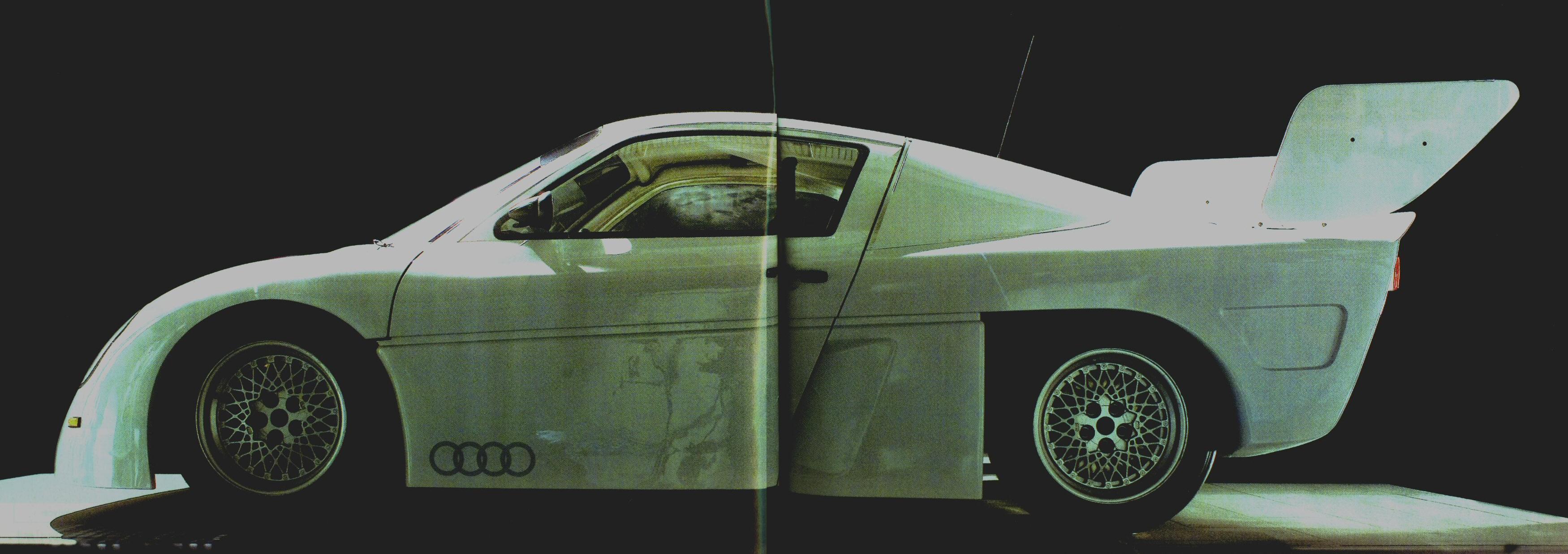 Audi Quattro Rally >> Group S and the 'secret' Audi prototype. | IEDEI