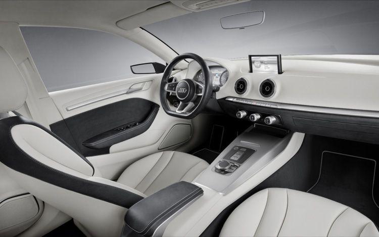 Audi A3 Sedan Updated W Video New Pic Iedei
