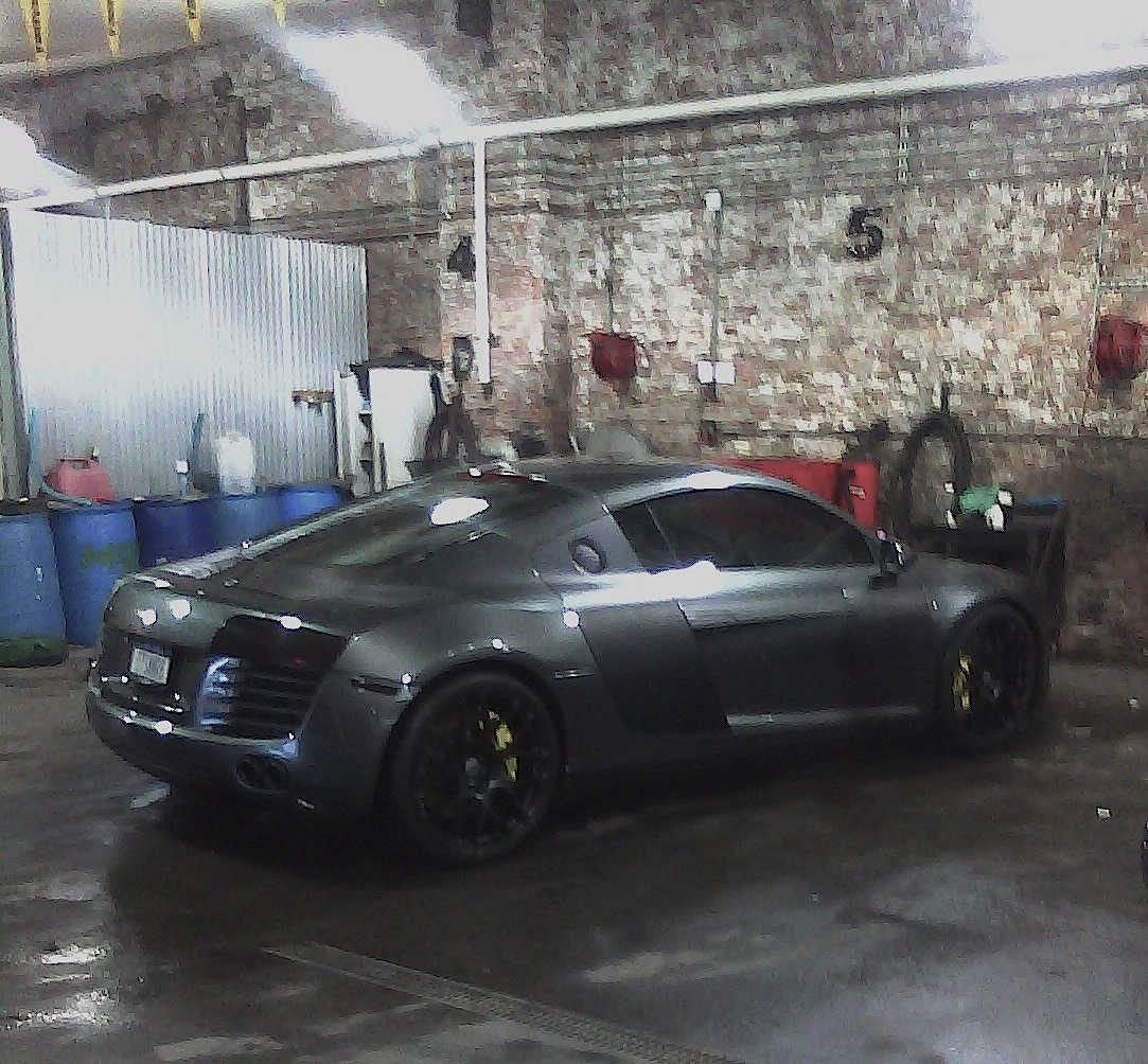Brooklyn Car Wash IEDEI - Audi car wash