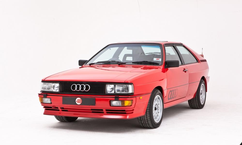 Audi Coupe Quattro Iedei