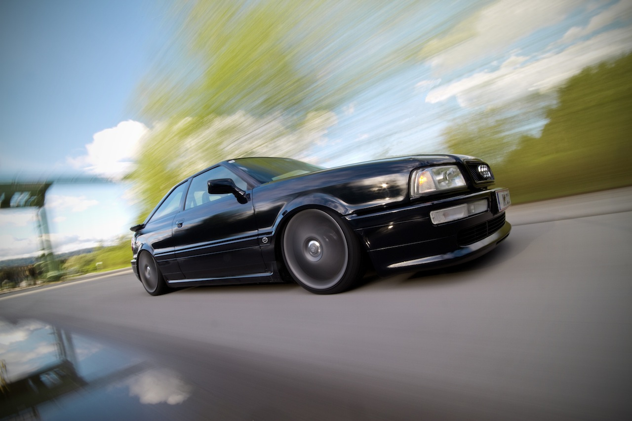 Tagged with audi coupe quattro …