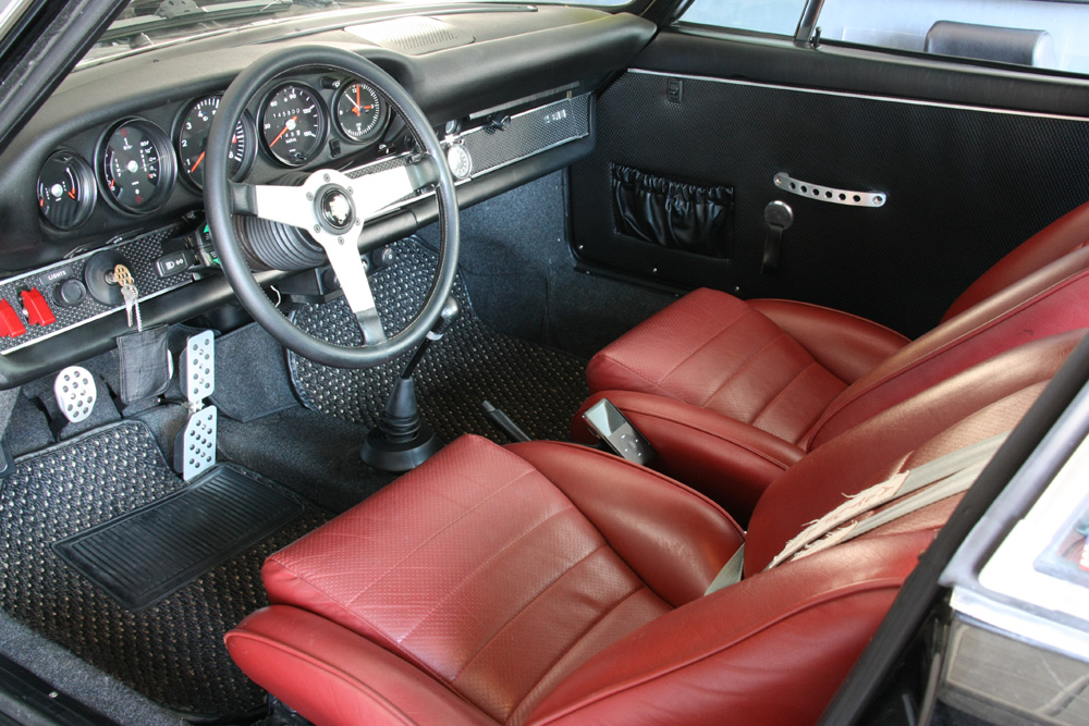 Classic iedei for Porsche 911 interieur