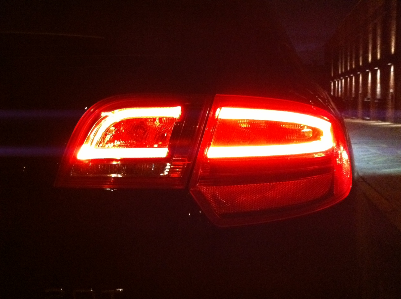 Tail Lights Iedei