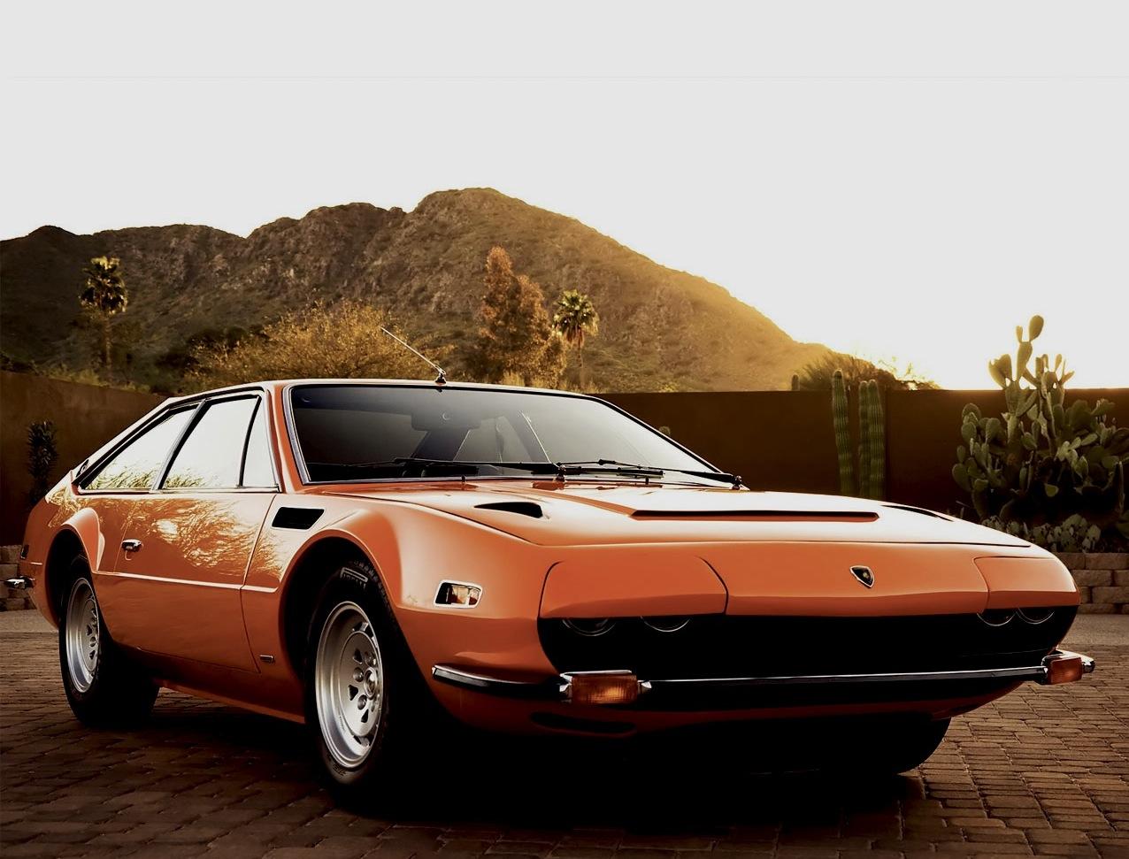 Lamborghini Jarama Iedei