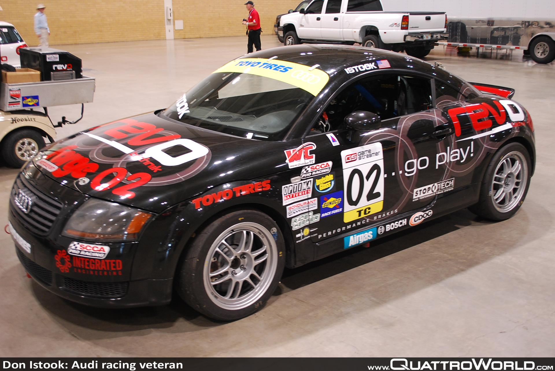 Audi Tt Iedei