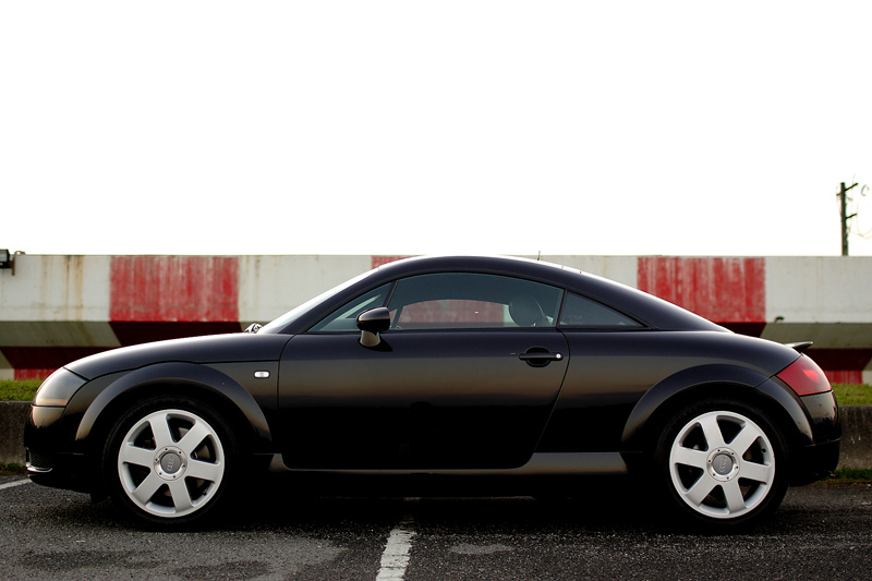OneOwner 2000 Audi TT Quattro 5Speed for sale on BaT
