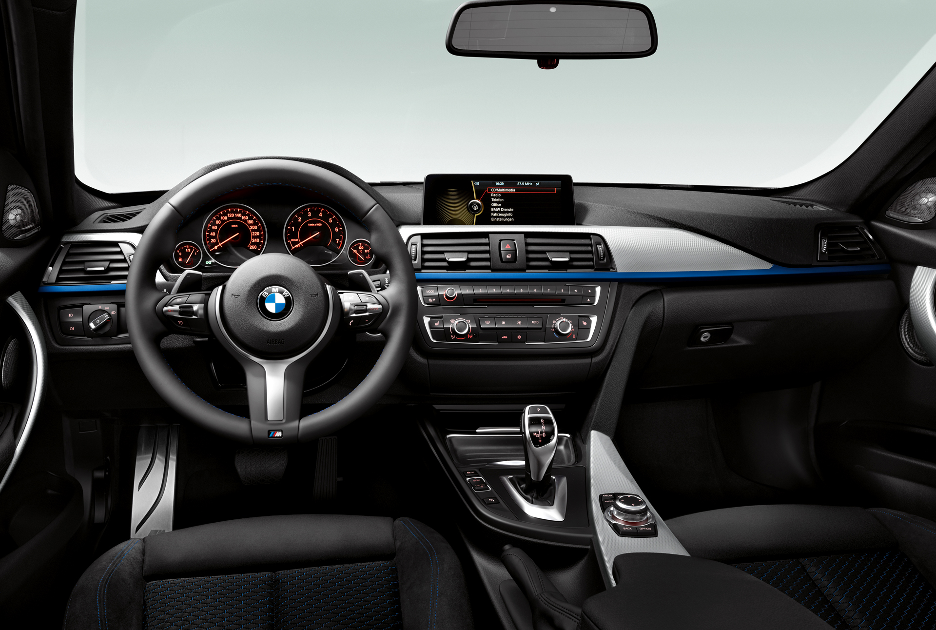 Bmw Series M Sport Interior