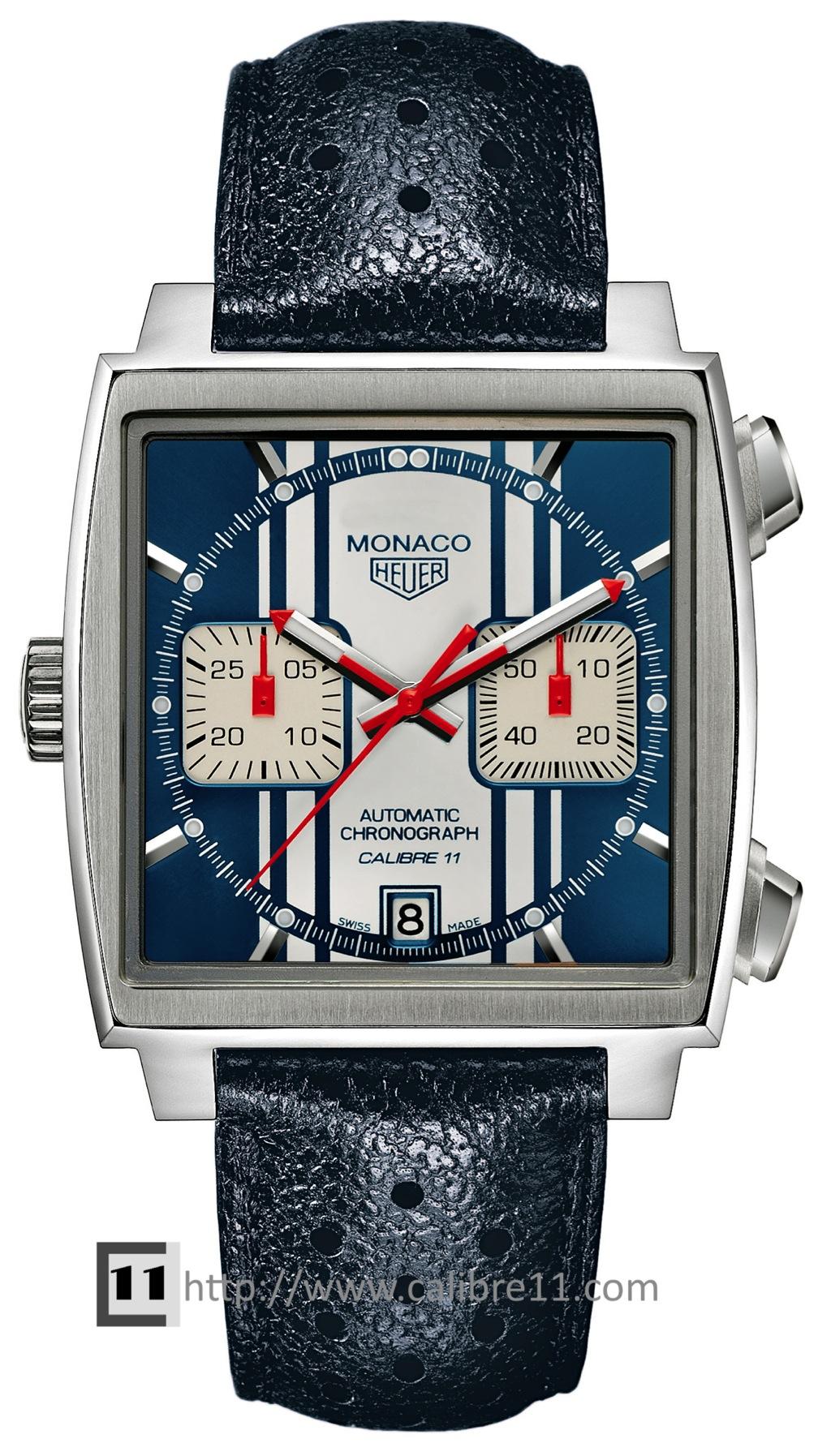The new heuer monaco mcqueen watches iedei for Mcqueen watches