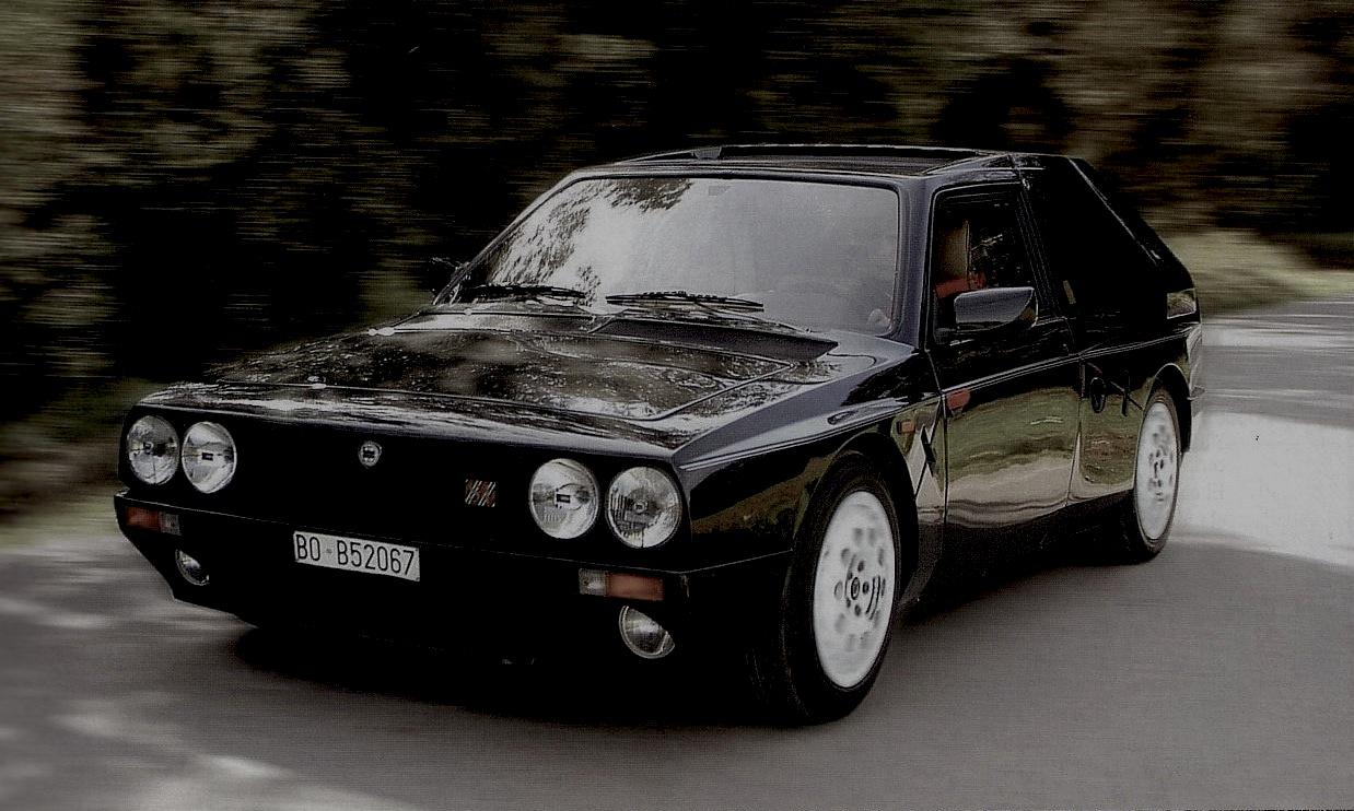 Lancia delta s4 iedei foto of the day s4 vanachro Choice Image