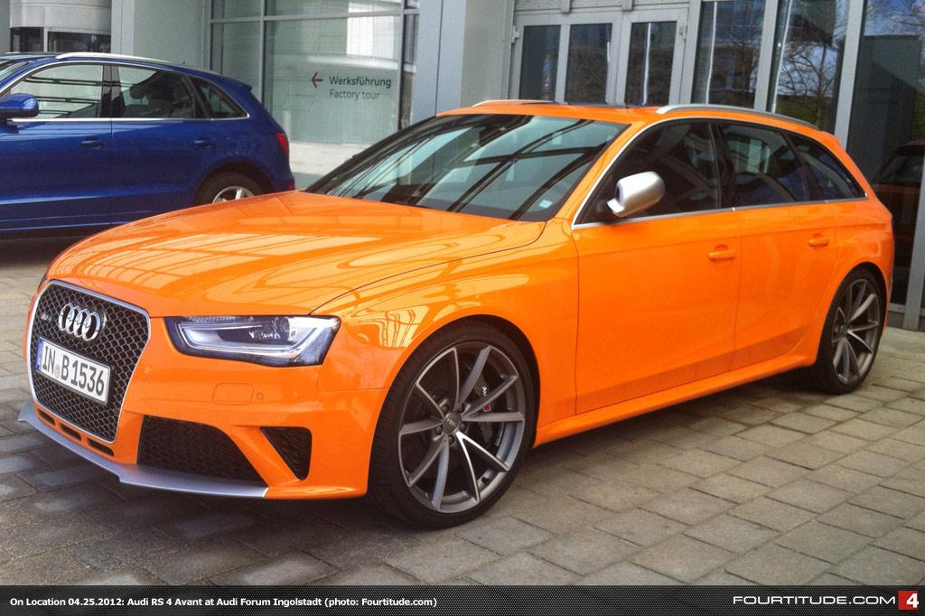 Audi Solar Orange Paint Code