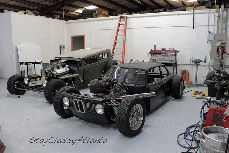 weird of the day 2002 rat rod iedei. Black Bedroom Furniture Sets. Home Design Ideas