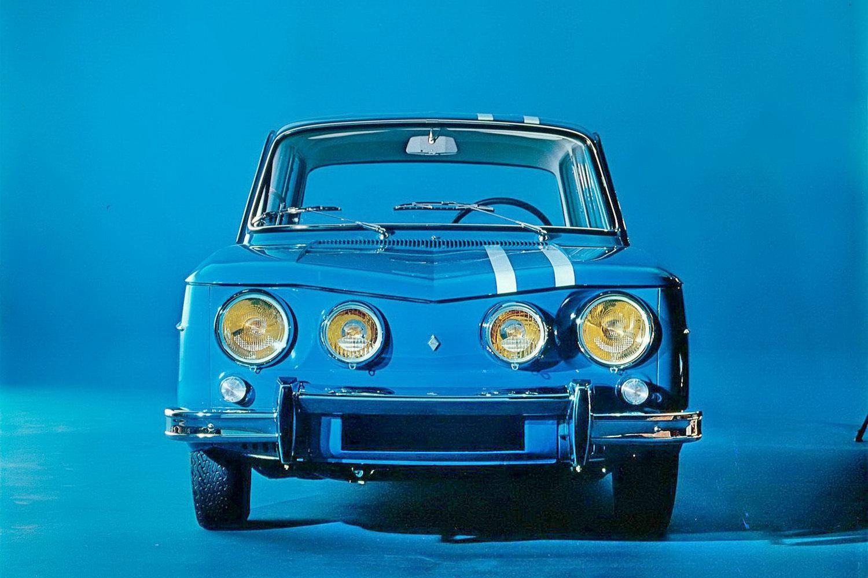 Renault 8 Gordini Iedei