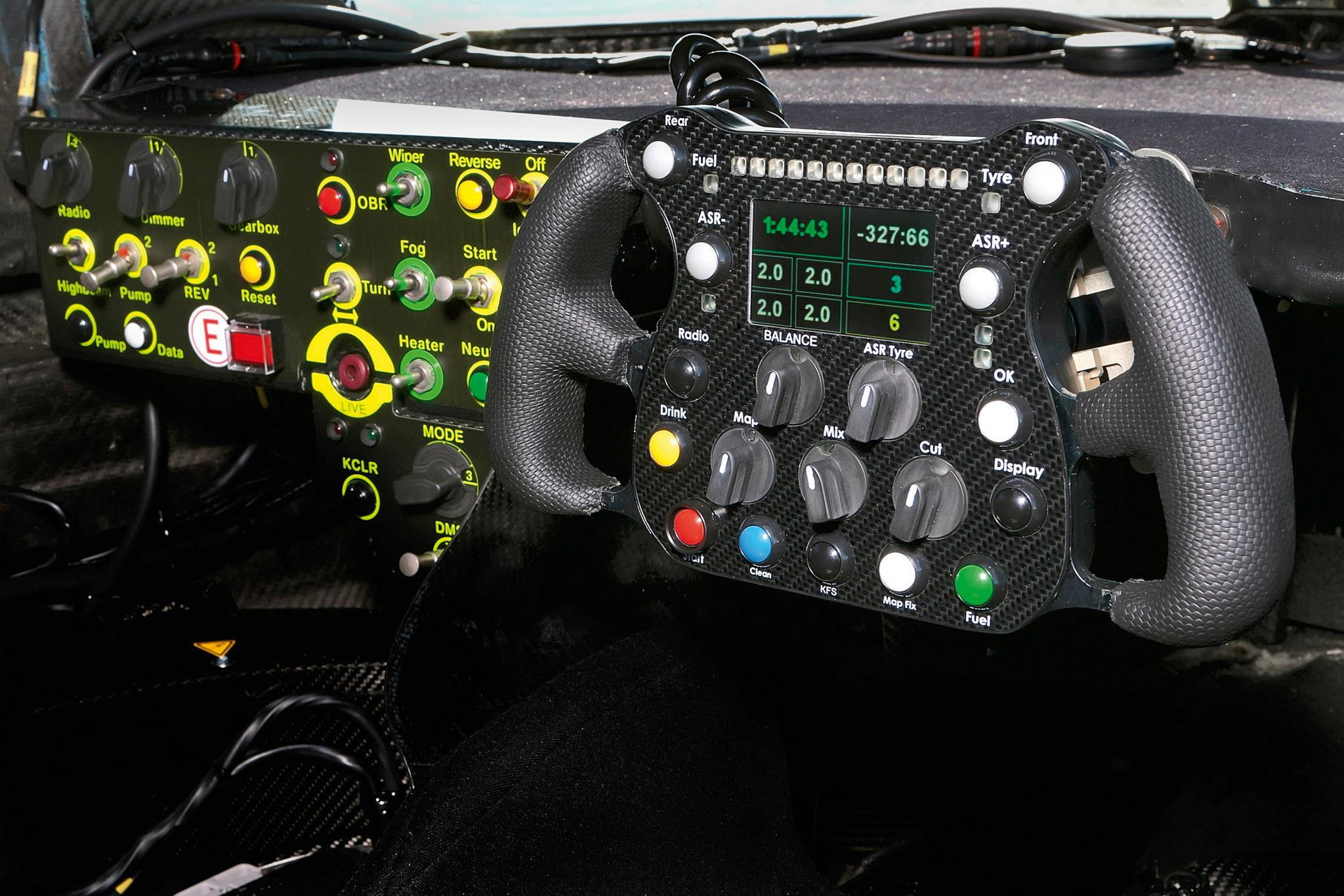 Foto Of The Day Le Mans Cockpit Iedei
