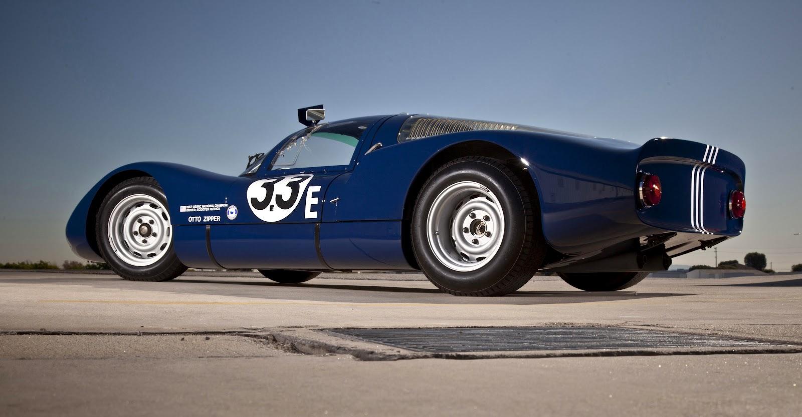 Porsche 906 Iedei