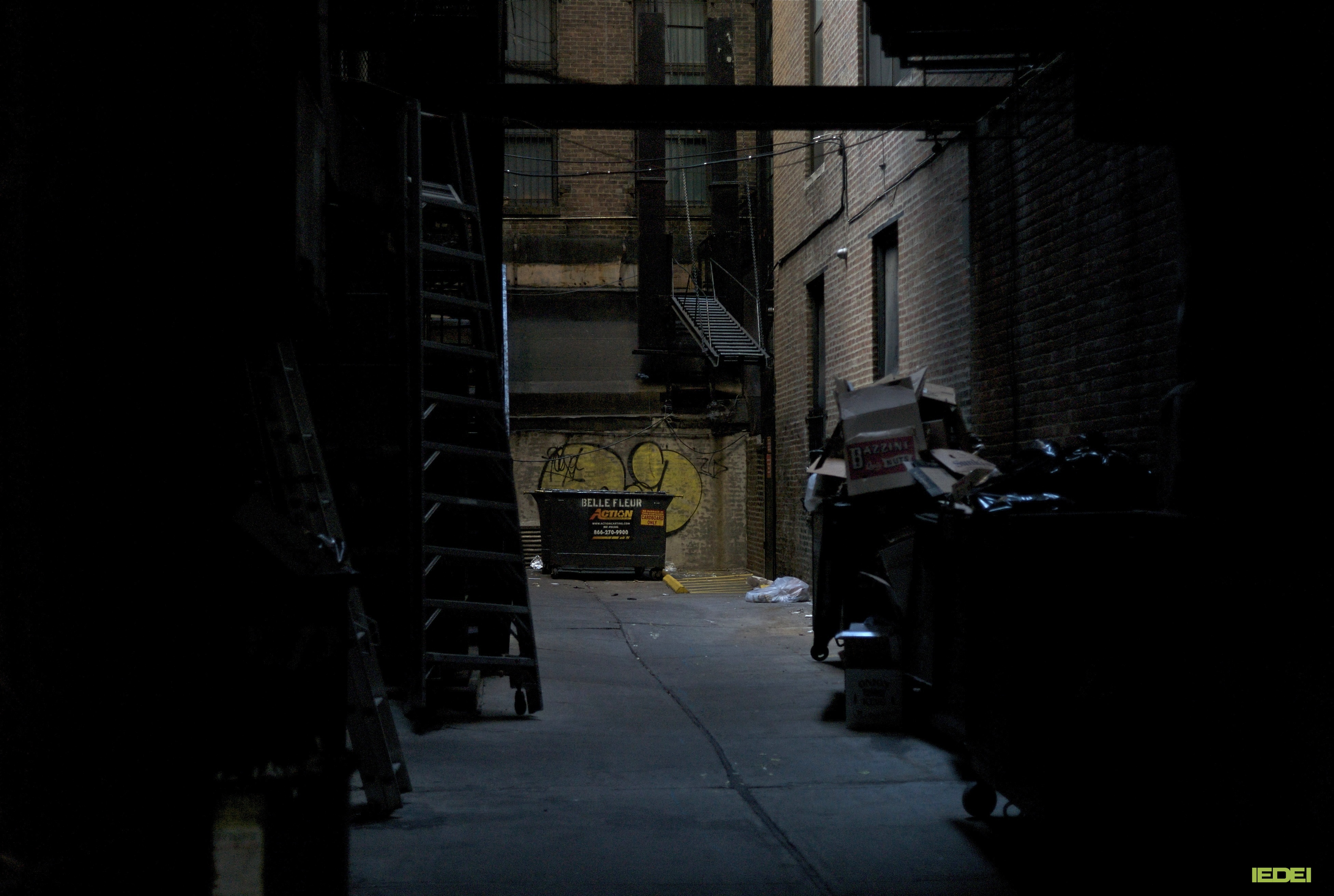 Does New York City Have Alleys
