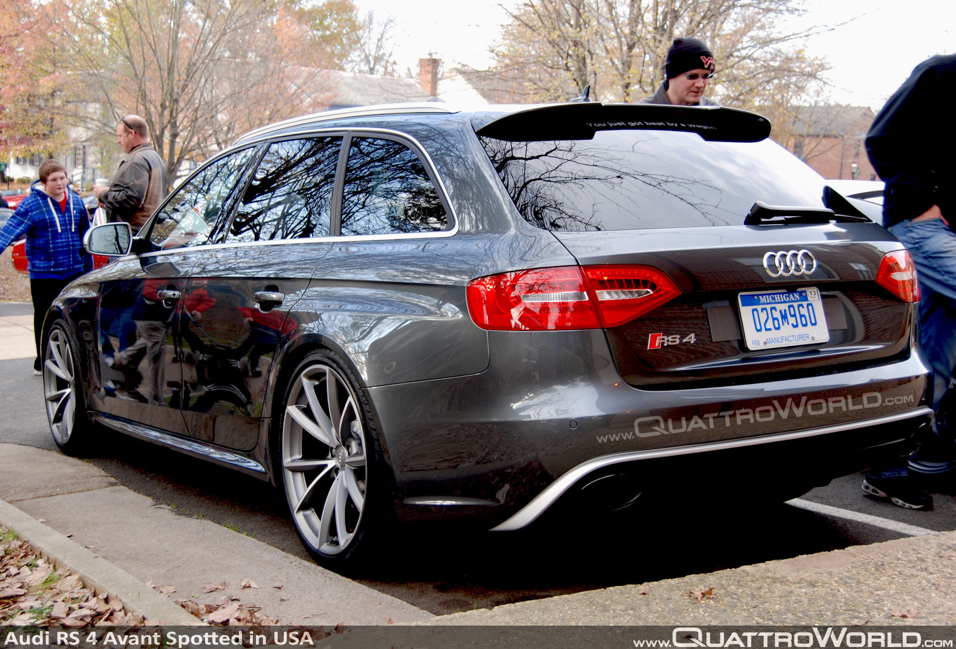 Audi Rs4 Iedei