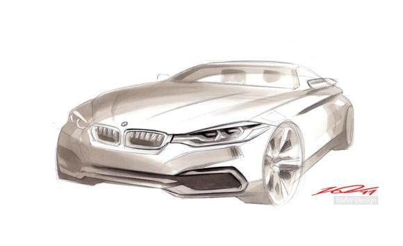 bmw-4-series-coupe-concept-artists-rendering