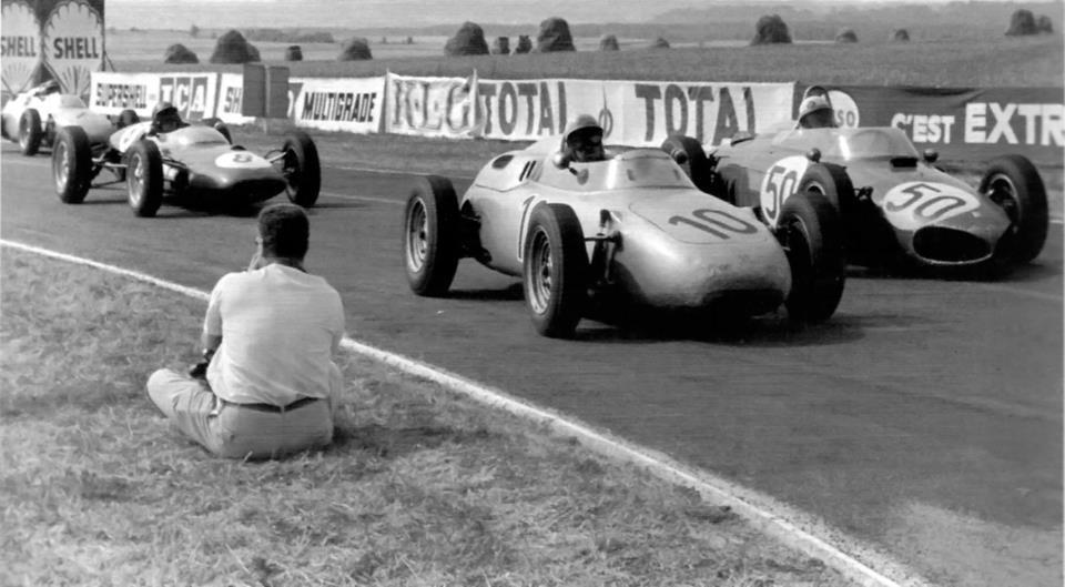 That Vintage racing videos