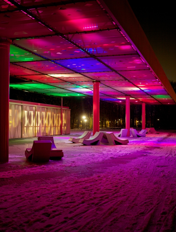 De Tanker, Sophie Valla architects