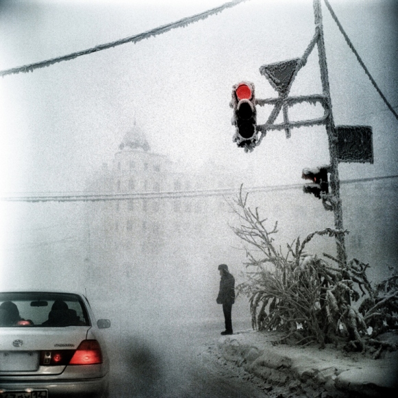 Yakutsk: coldest city in the world / Iakoutsk: ville la plus froide du monde