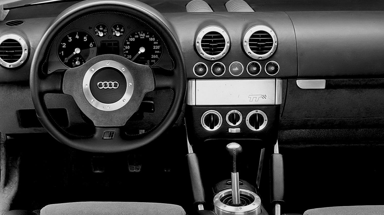 Audi Tt Mk1 Iedei